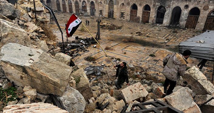 Los rebeldes sirios retirarán el armamento pesado de Idlib el lunes