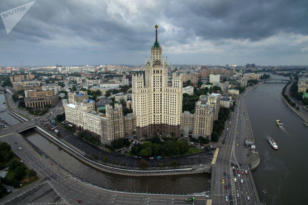 Las siete hermanas' de piedra: la tarjeta de visita de Moscú