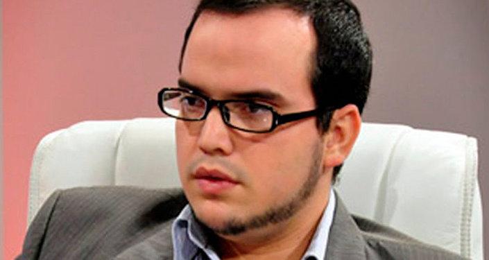 Sergio Alejandro Gómez Gallo