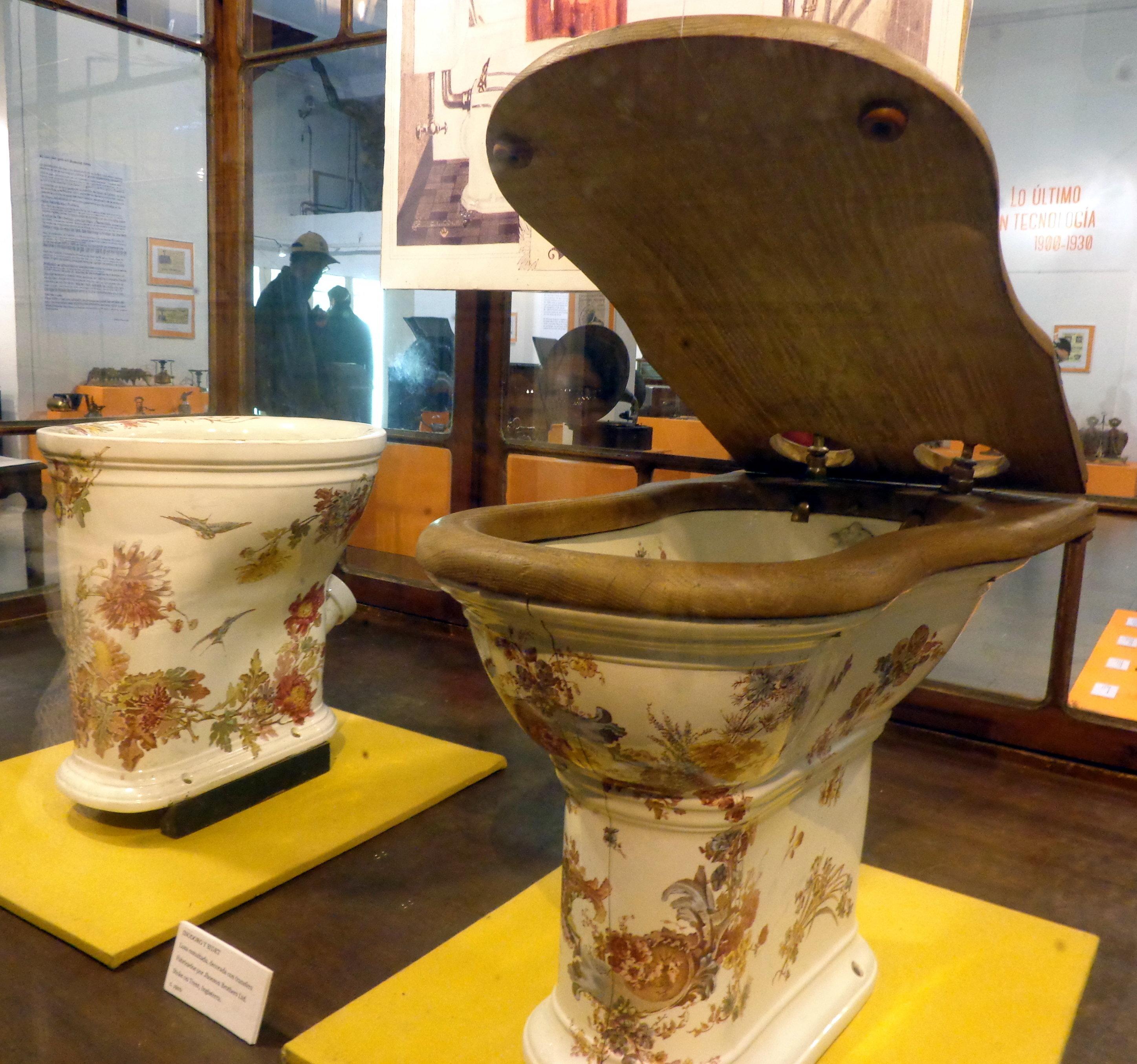 El bidet el artefacto de m s de dos siglos y medio que for Inodoros antiguos