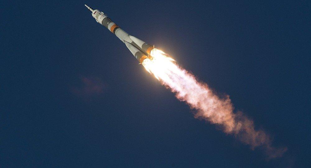 Nave espacial Soyuz (archivo)