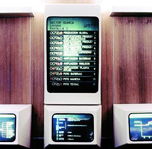 Cybersyn, sistema chileno de planificación económica controlada en tiempo real