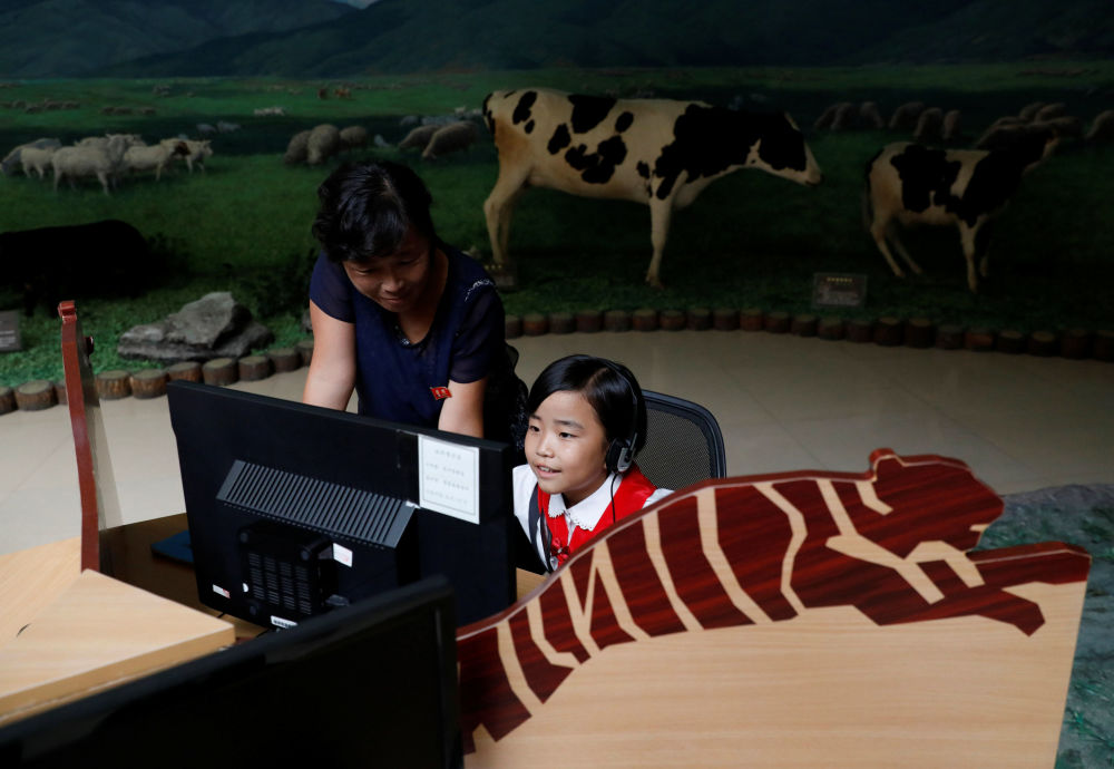 Fin de semana al estilo norcoreano