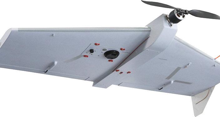 El dron ZALA 421-10