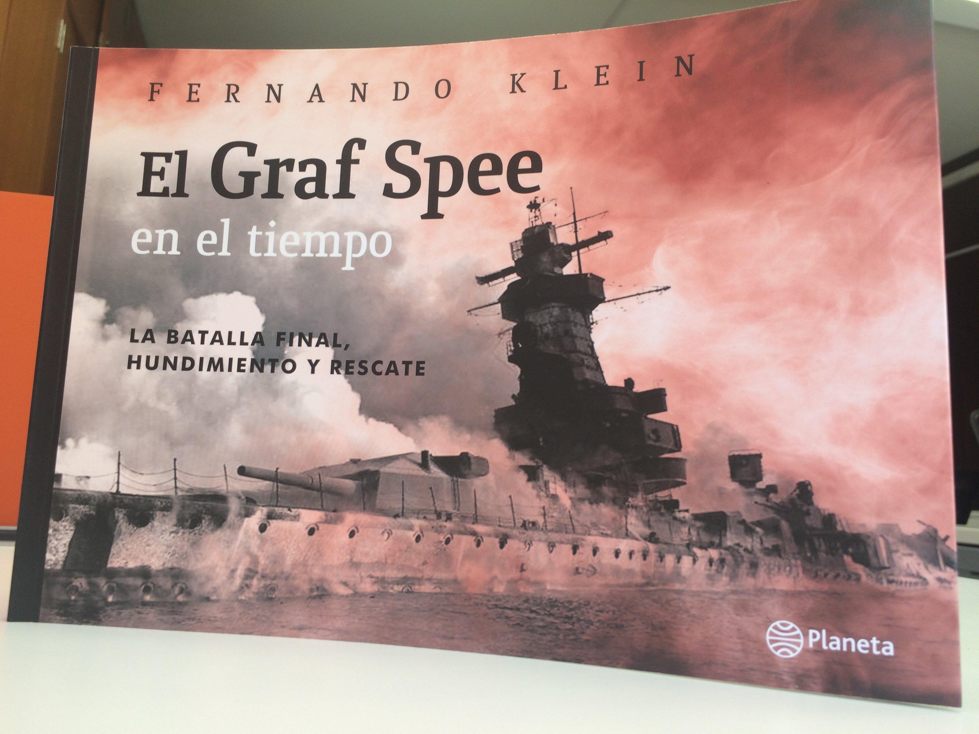 El libro es el resultado de una investigación del historiador y escritor uruguayo Fernando Klein