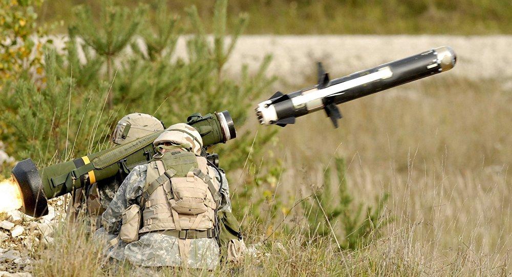 Sistema de misiles antitanque FGM-148 Javelin