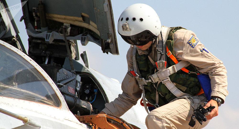 Anatomía de una interceptación: cómo los pilotos rusos ahuyentan a ...