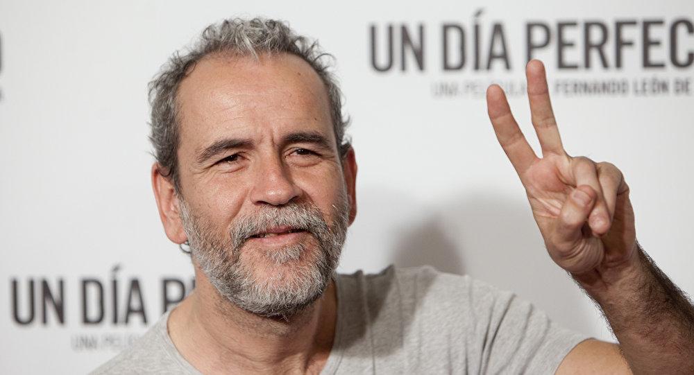 Willy Toledo, el actor español (archivo)