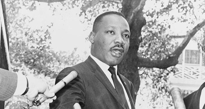 Martin Luther King Jr., pastor estadounidense (imagen referencial)