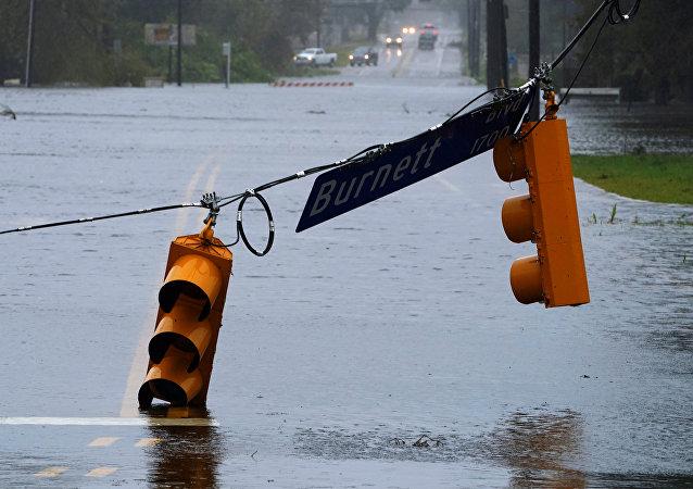 Huracán Florence en EEUU