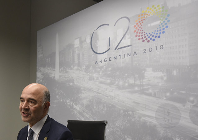 Logo del G20 (2018)