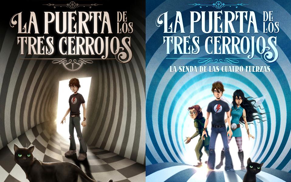 'La puerta de los tres cerrojos' es una trilogía cuya segunda parte, 'La senda de las cuatro fuerzas', acerca la ciencia a los más pequeños y a los más mayores