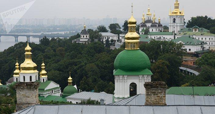 El Monasterio de las Cuevas, Kiev