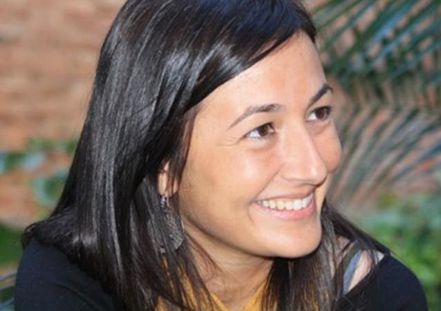 Sonia Fernández-Vidal, escritora y divulgadora científica española
