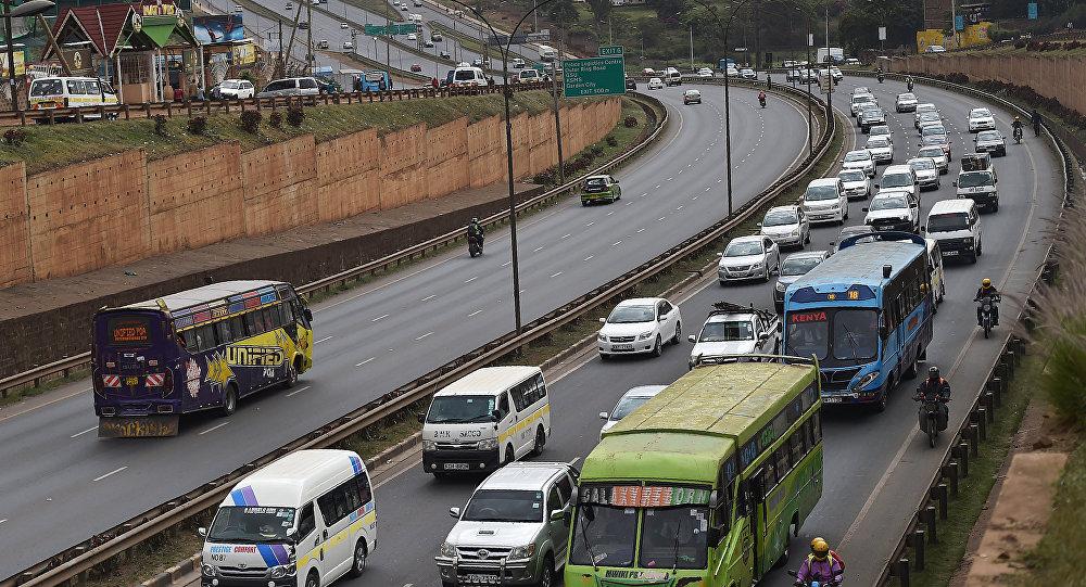 Carretera en Sudáfrica (imagen referencial)