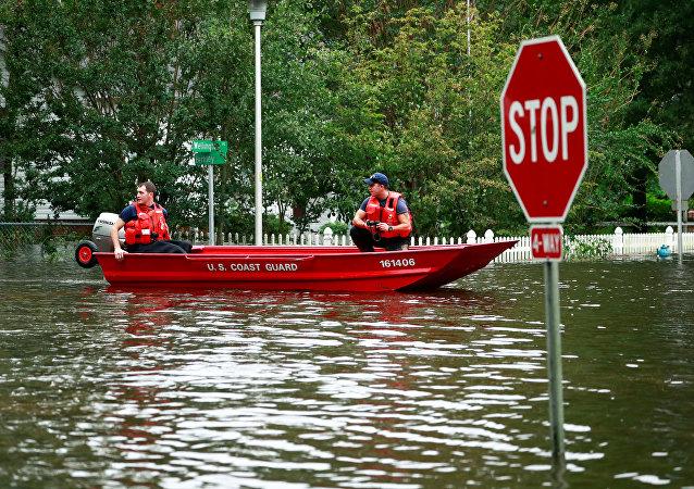 Consecuencias del huracán Florence en el estado de Carolina del Norte