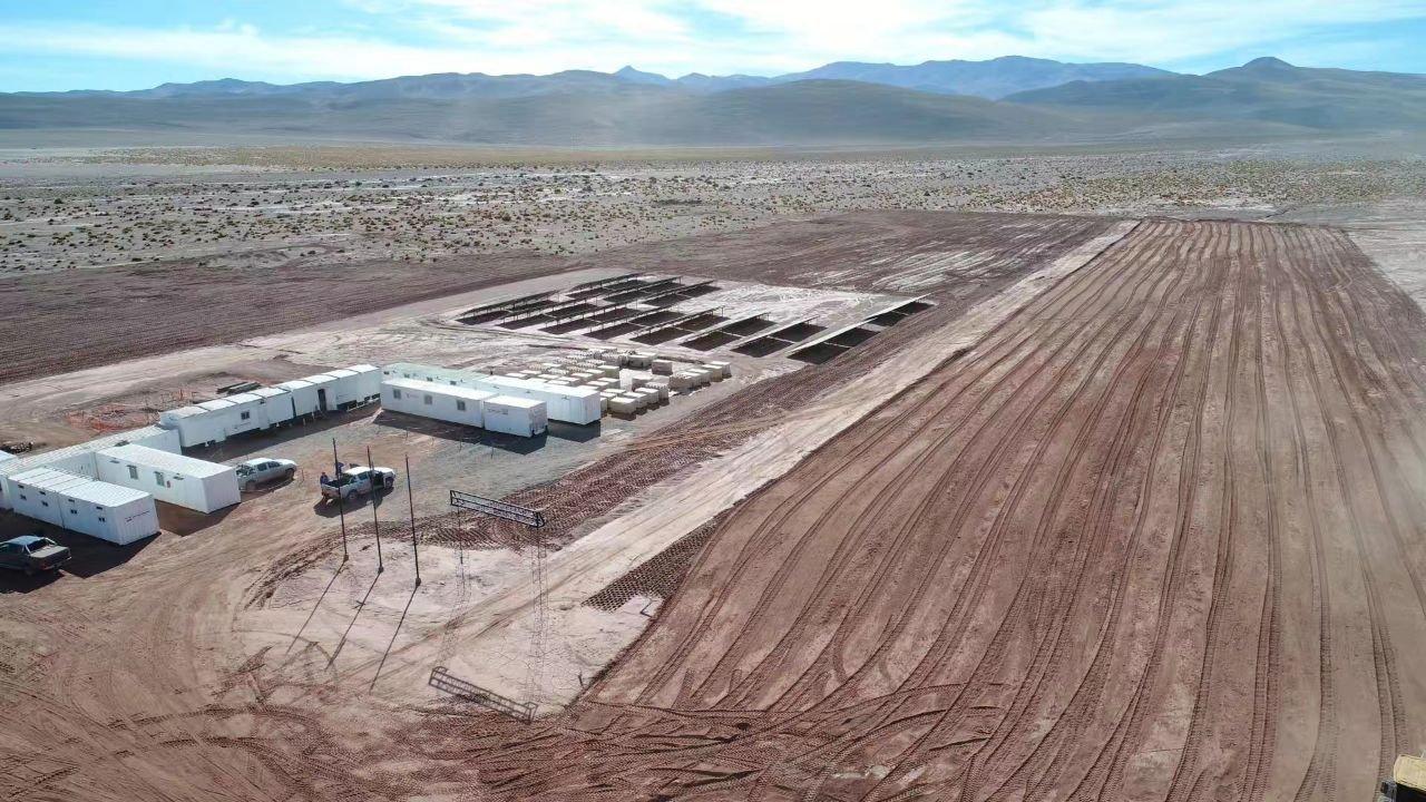 El parque solar más alto del mundo se construye en Argentina en tierras de aborígenes