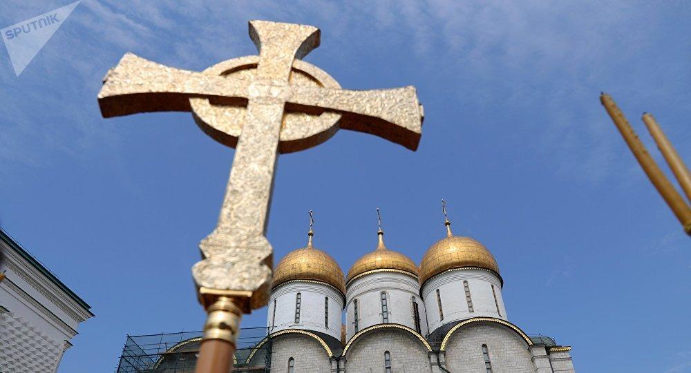 Iglesia ortodoxa (imagen referencial)