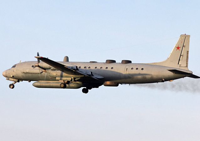 Un Il-20 ruso