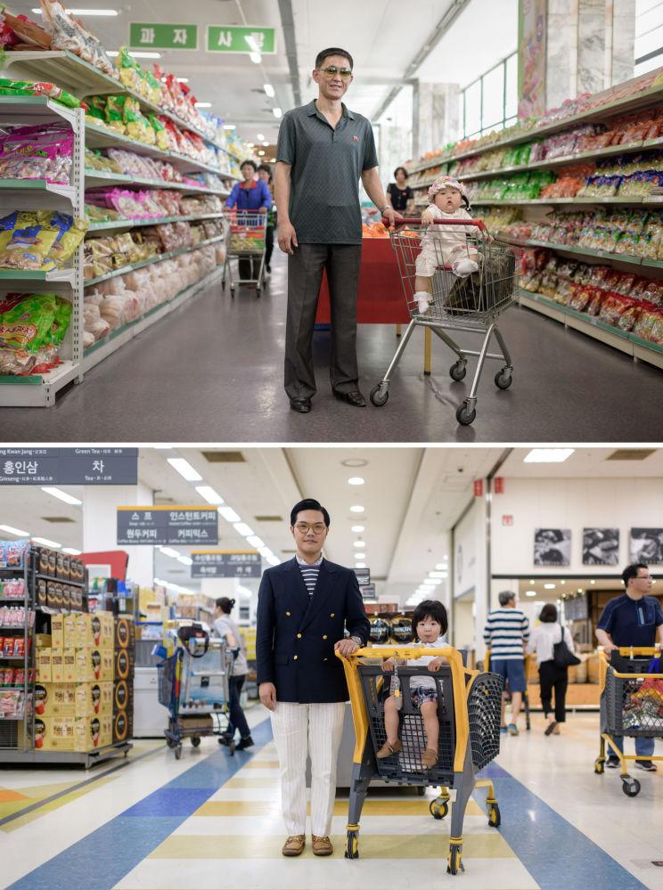 Como dos gotas de agua y aceite: diferencias en el día a día entre las dos Coreas