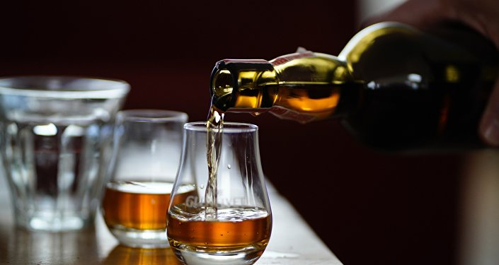 Whisky (imagen referencial)