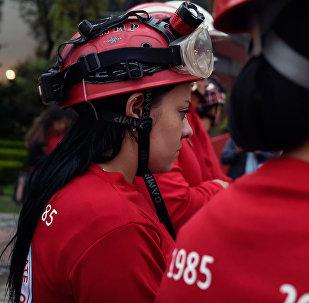 Algunos de los integrantes de la brigada de Topos (imagen referencial)