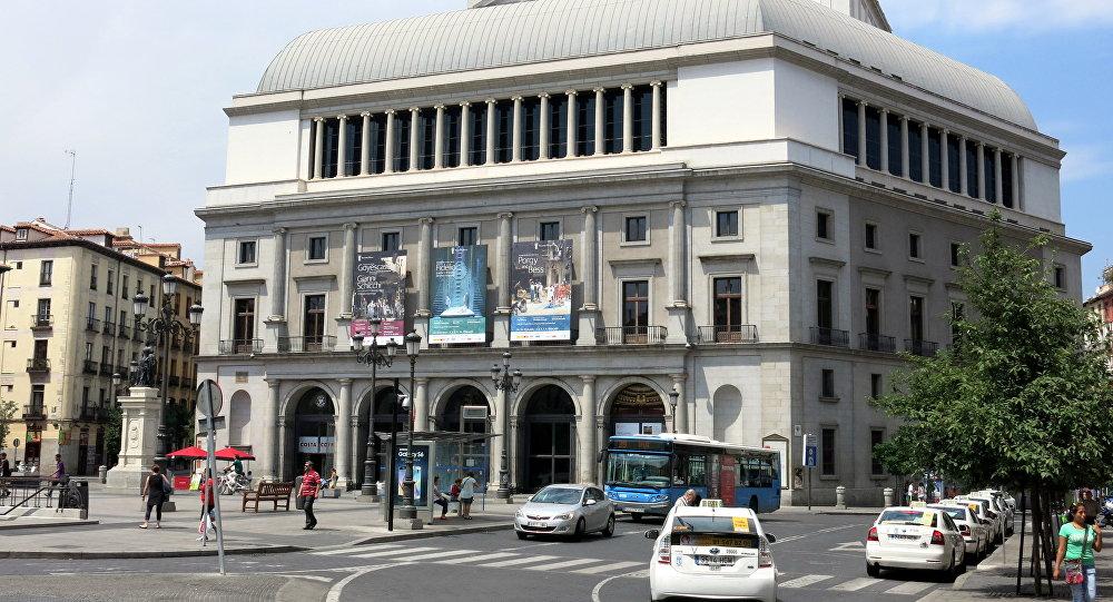 Teatro Real de Madrid (archivo)