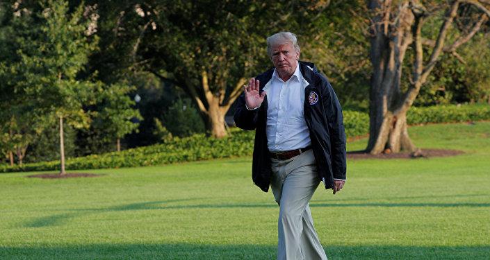 Donald Trump presidente de EEUU