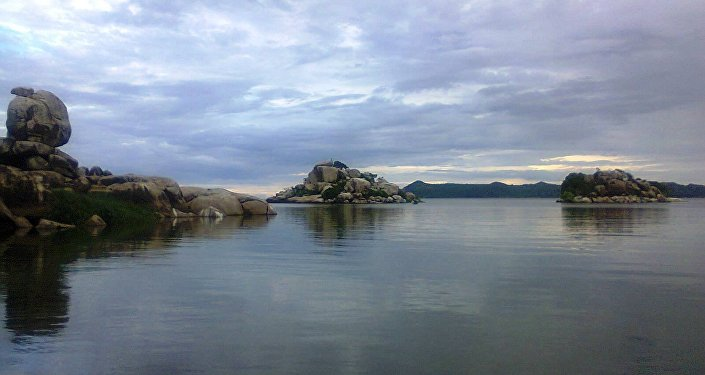 Lago Victoria, Tanzania