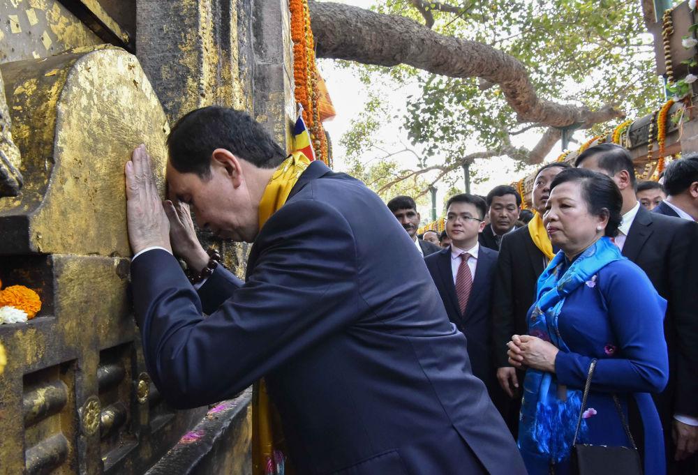El difunto presidente de Vietnam: una vida en imágenes