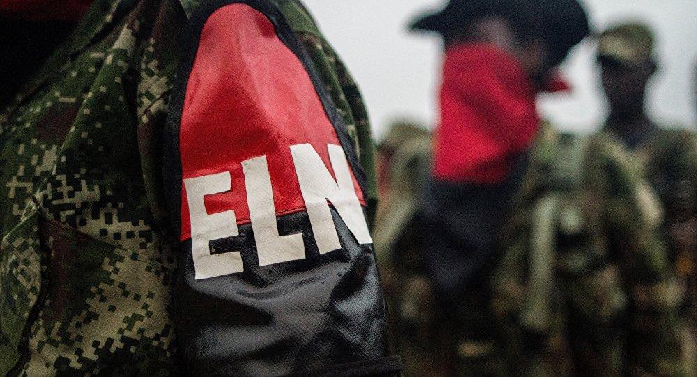 Logo de ELN (imagen referencfial)