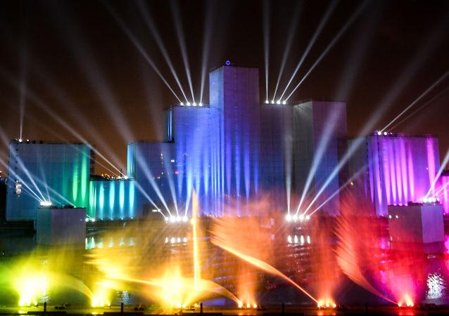 El festival internacional anual Círculo de Luz