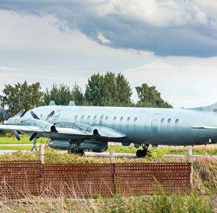 Avón ruso Il-20 (archivo)