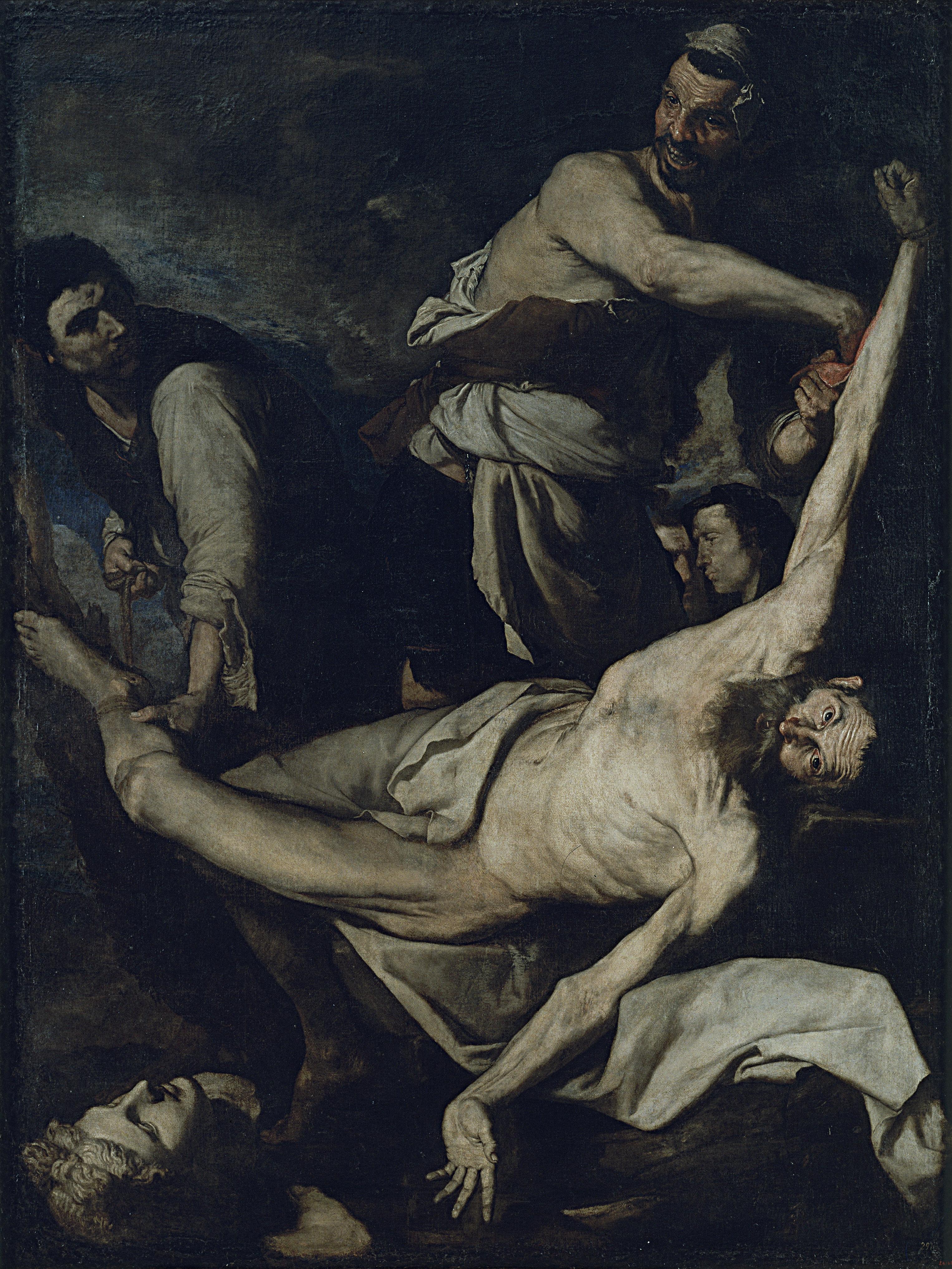 Martirio de San Bartolomé