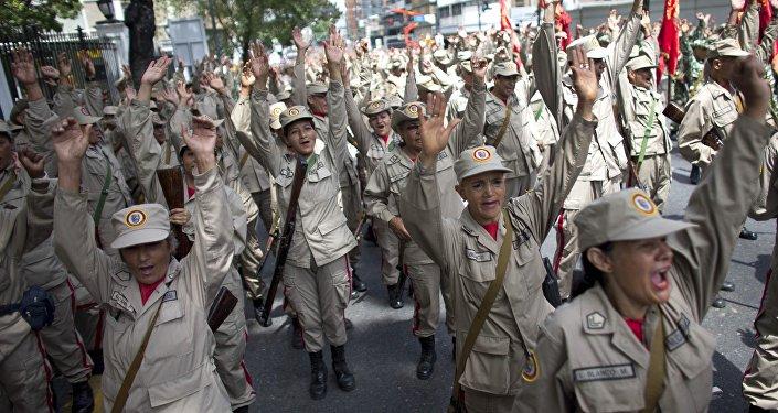 Fuerza Armada Nacional Bolivariana de Venezuela