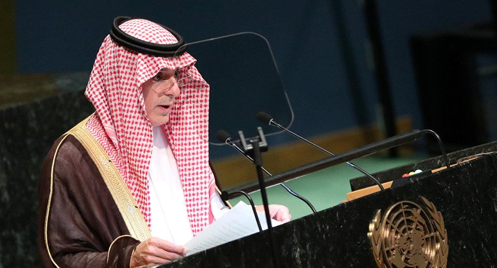 Adel Jubeir, ministro de Relaciones Exteriores de Arabia Saudí