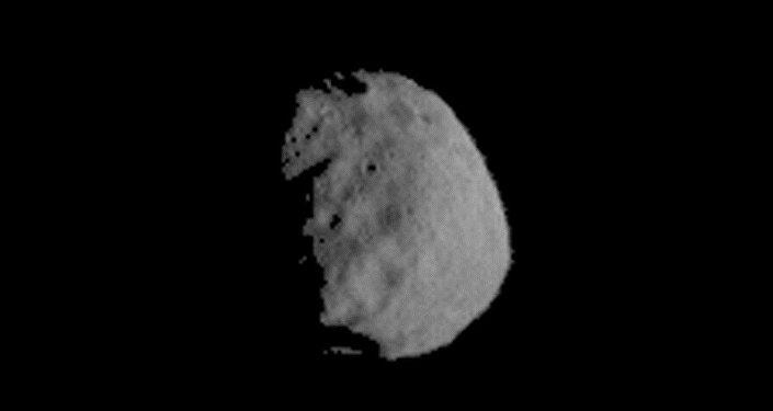 NASA. NASA  JPL-Caltech  ASUCientíficos aclaran el misterio del origen de las lunas de Marte