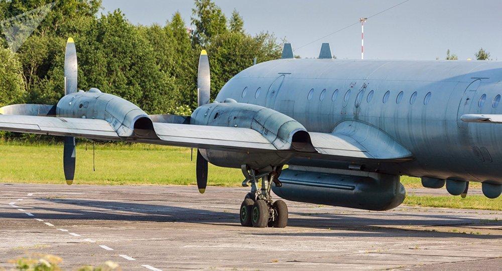 Avión ruso Il-20