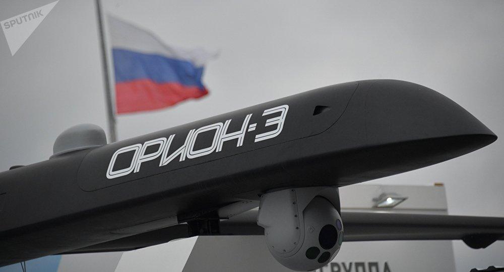 El dron de media altitud Orion-E