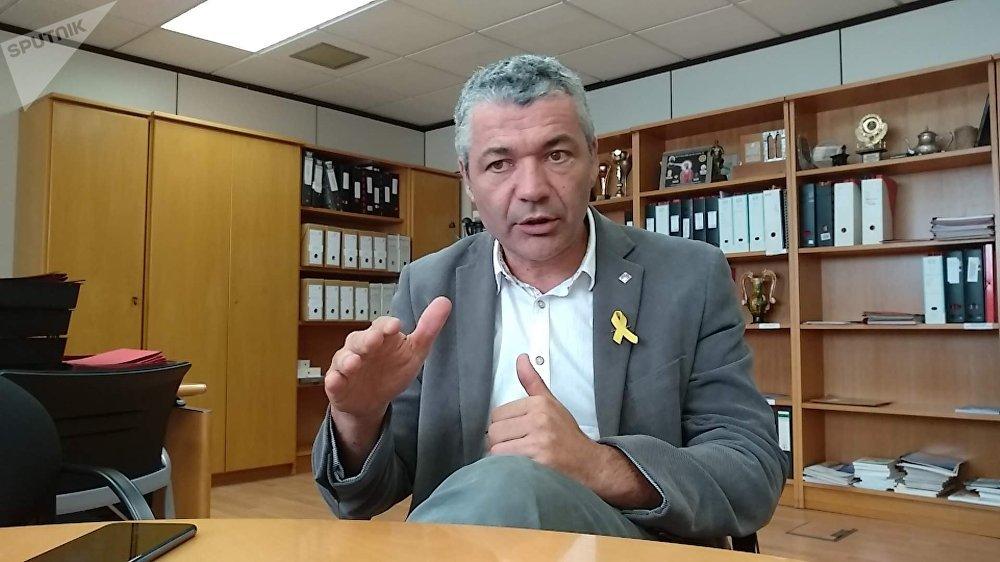 Oriol Amorós, el secretario de Igualdad, Migración y Ciudadanía de la Generalitat de Catalunya