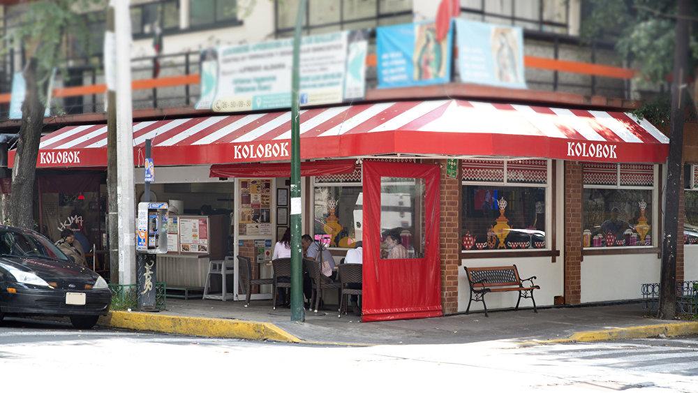Restaurante Kolobok