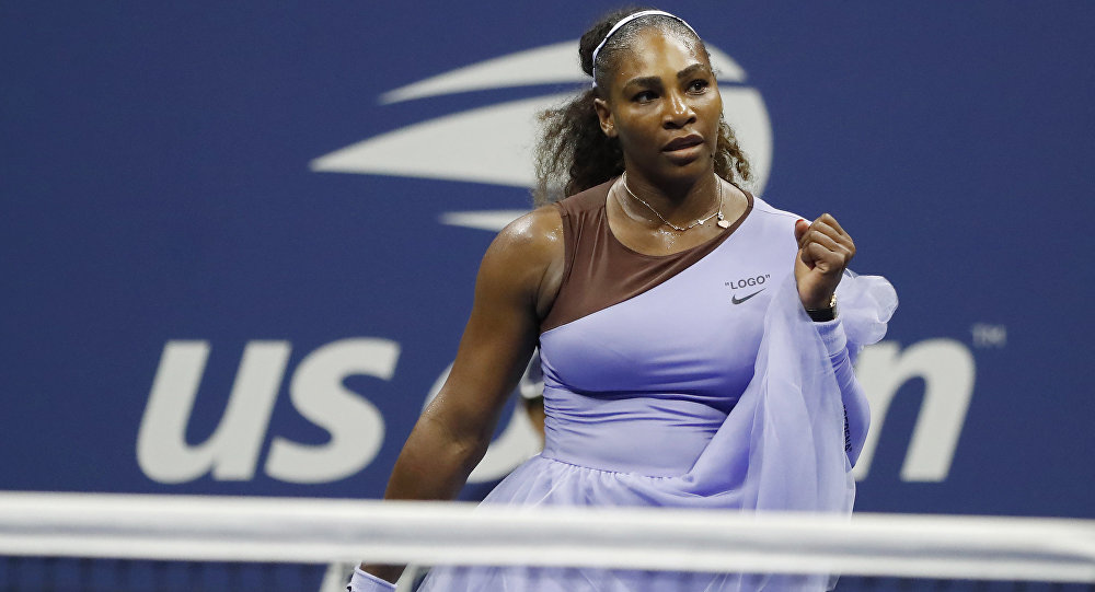 El video de Serena Williams en toples que causa furor