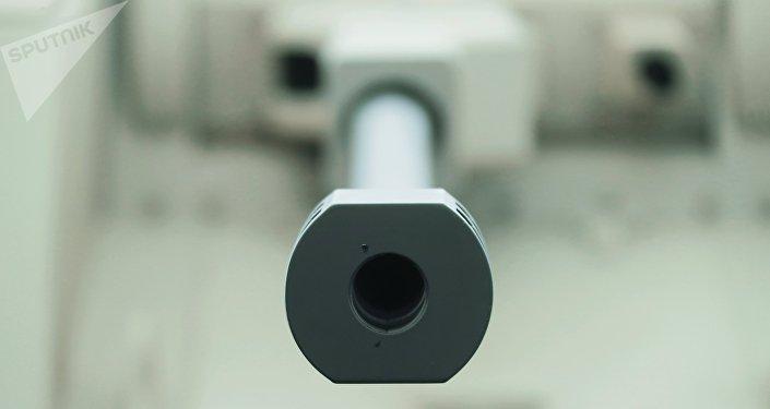Módulo armamentístico del consorcio Kalashnikov