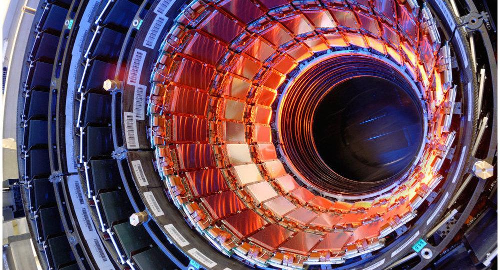 El gran colisionador de drones de Suiza o CERN