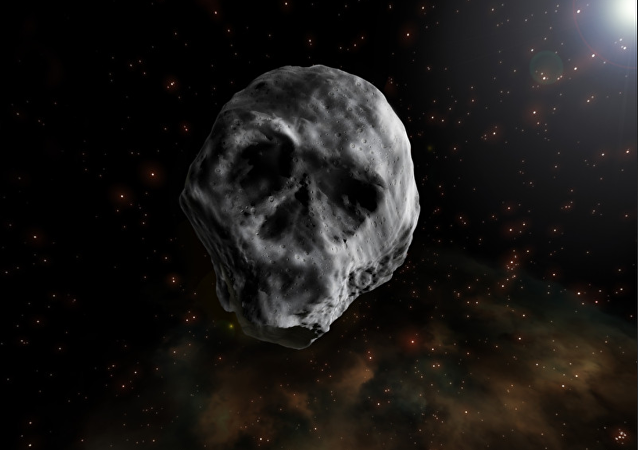 Asteroide 2015 TB145 bautizado como asteroide calavera