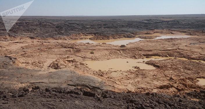 Las tropas sirias lograron aislar a los yihadistas de sus reservas de agua fresca.