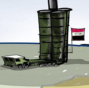Siria, bajo la protección de los S-300 rusos