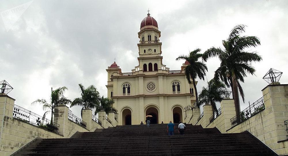 Basílica de la virgen de la Caridad del Cobre