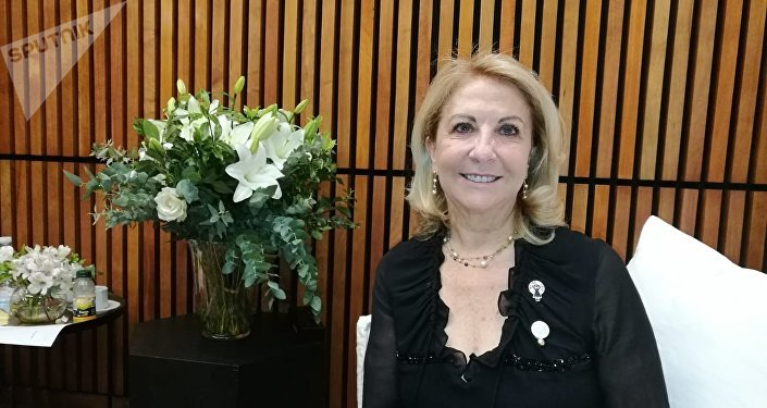 Susana Balbo, chair del W20