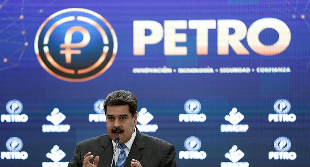 Pasaportes venezolanos sólo podrán ser adquiridos en petros a partir de noviembre